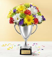 Trophy Bouquet™ To Say Thank You